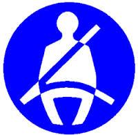 cintura sicurezz auto